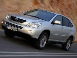 lexus rx 400h kaufen autodiebstahl statistik 2009 die 15 meistgeklauten autos in