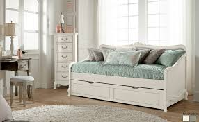 Bedroom Furniture Alexandria by Alexandria Collection Daybed In Antique White Kids Furniture In