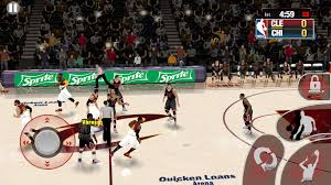 nba 2k14 android nba 2k14 modded to 2k15ui for android mali gpu works apk data