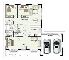 three bedroom house plans bed bath house plans outdoor cground floor modern split bedroom