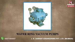 industrial pumps by j b sawant engineering pvt ltd mumbai
