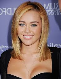 what is clavicut haircut miley cyrus medium haircut celebrities with the clavicut hairstyle
