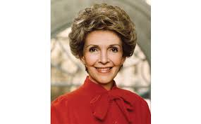 Nancy Reagan Former First Lady Nancy Reagan Dies Richmond Free Press