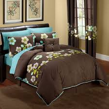 Turquoise And Brown Bedding Sets Bedroom Design Black Turquoise Bedding Turquoise And Brown