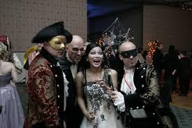 Halloween Costumes Bride Groom Happy Hallo Wedding Walt Disney Disney Parks Blog