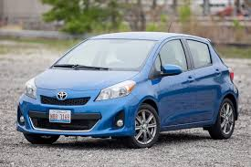 2012 toyota yaris reviews 2012 toyota yaris overview cars com