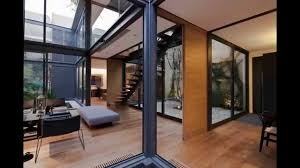 Homes With Courtyards by A House With 4 Courtyards Includes Floor Plans Youtube