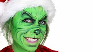 the grinch costume for toddlers the grinch christmas makeup tutorial youtube