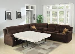 Sofas With Chaise Ac Pacific Tracy Sleeper Sectional U0026 Reviews Wayfair