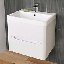 600 Vanity Unit Jual Jd002 White Althea Bathroom 600 Vanity Unit Ceramic Sink