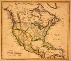 Louisiana Purchase Map by North America Yana U0026 Marty Davis Map Collection
