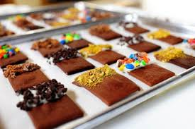 toppings bar chocolate cookies with toppings the pioneer woman