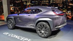 future lexus cars lexus ux concept represents a bold crossover future autoblog