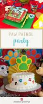 creative paw patrol party ideas paw patrol party paw patrol and