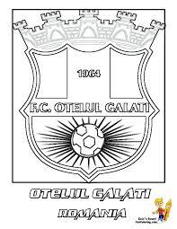 soccer printouts uefa football french romanian russian