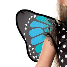 totally ghoul toddler blue monarch butterfly halloween costume