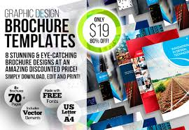 8 professional corporate brochure indesign templates u2013 only 19