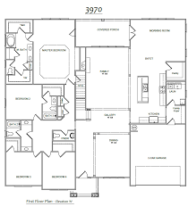 bradford floor plan the bradford hilltop ridge madison alabama d r horton