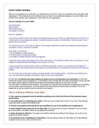 best cover letters for getting job interviews 10654