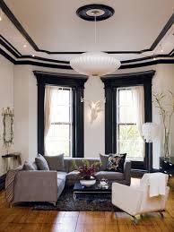 Interior Window Trims Design Trend Black Window Trim Liz Marie Blog