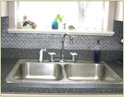 metal kitchen backsplash tiles wonderful metal kitchen backsplash copper stainless mydts520 com