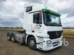 mercedes prime mover 2009 mercedes actros 2655 6x4 prime mover t a ritchie