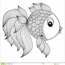fish coloring pages for adults give the best coloring pages gif page