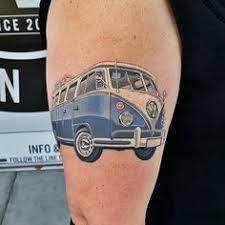 hippie volkswagen tattoo design foto 5 verbazend tattoo