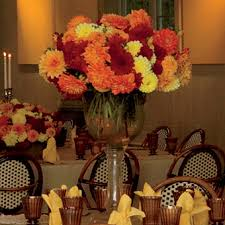 fall flowers for wedding fall wedding flowers centerpieces aol image search results