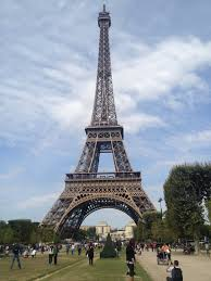 The Eiffel Tower by Not Everyone Used To Like The Eiffel Tower