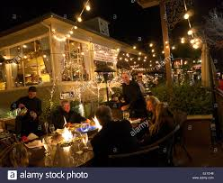 alfresco dining festive thanksgiving period
