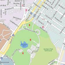 houston event map health museum