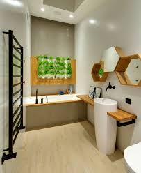 Best Modern Bathrooms Best Bathroom Plants To Decorate Your Modern Bath With Greenery
