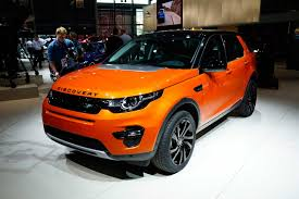 land rover discovery sport black paris 2015 land rover discovery sport previews a bright future
