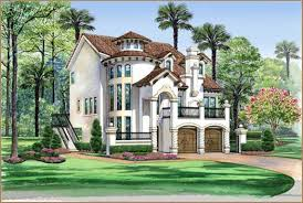 italian house plans italian style house plans 3596 square foot home 3 story 3