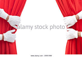 Curtains On A Stage Stage Curtain Hands Stock Photos U0026 Stage Curtain Hands Stock