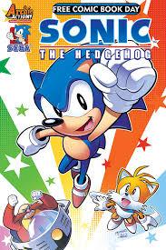 archie comics dropping sonic hedgehog bleeding cool