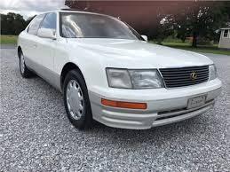 lexus es 400 1995 lexus ls 400 for sale carsforsale com