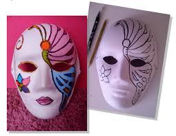 como hacer mascaras en forma de rosa taller de mascaras equilicua