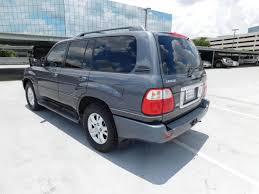 lexus lx for sale in houston tx 2004 lexus lx suv for sale 130 used cars from 2 900