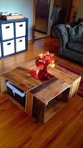 Wood Design Coffee Table by 370 Best Pallet Coffee Tables Images On Pinterest Pallet Ideas