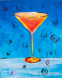 martini glass acrylic painting exhibitions u2013 page 2 u2013 centers for the arts bonita springs e news