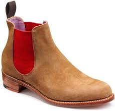 womens chelsea boots sale uk barker violet chelsea boots for sale