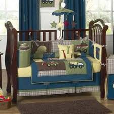 Construction Crib Bedding Set 6 Pc Pottery Barn Fish Crib Bedding Set Nautical Boy