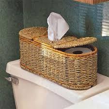 Bathroom Tissue Storage Unique Peterboro Baskets For Toilet Paper Kleenex Tissue Storage