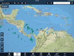 Lightning Strike Map Tips On Using Siriusxm Satellite Weather In Foreflight Foreflight