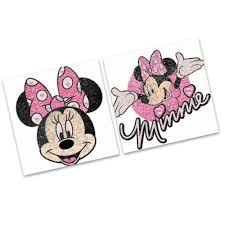 wall decal mickey mouse wall decals removable thousands minnie mouse bow tique body jewelry 2ct wall decal