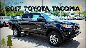 new toyota truck meet the 2017 toyota tacoma wftv