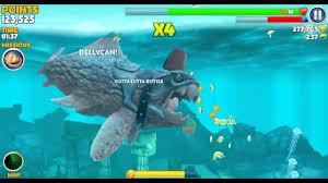 Hungry Shark Map Hungry Shark Evolution Hammerhead
