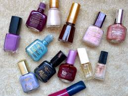 5 pertinent nail polish colors for teenagers